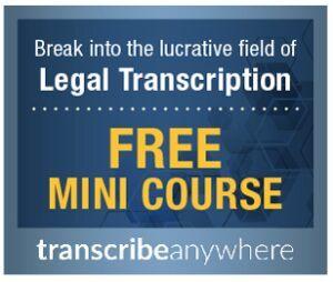 transcriptionist jobs