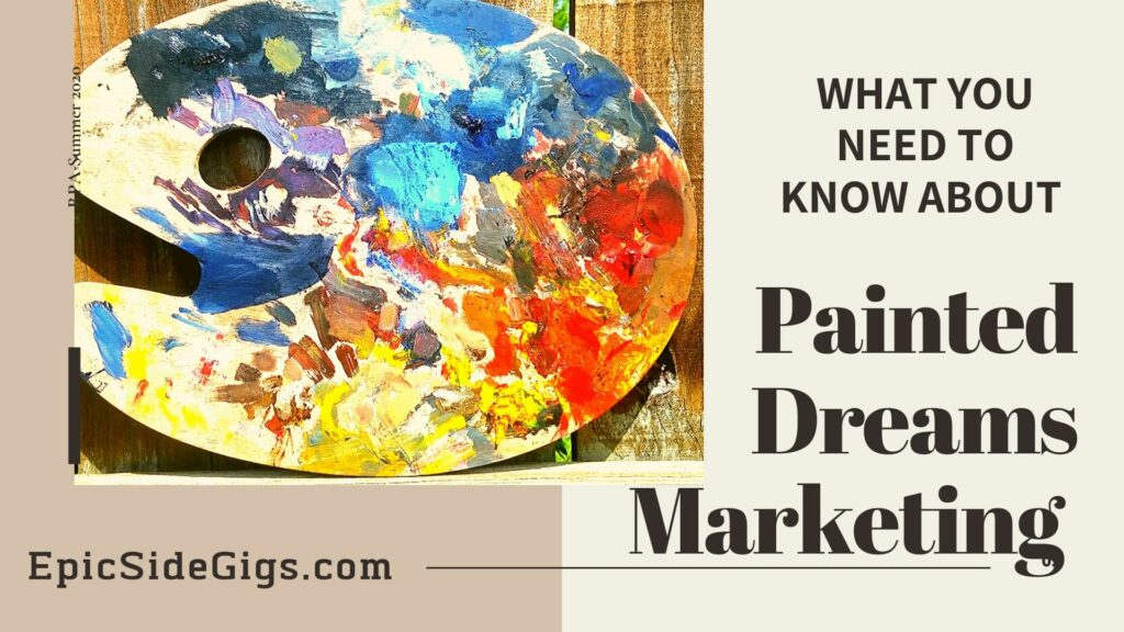 painted dreams marketing scam