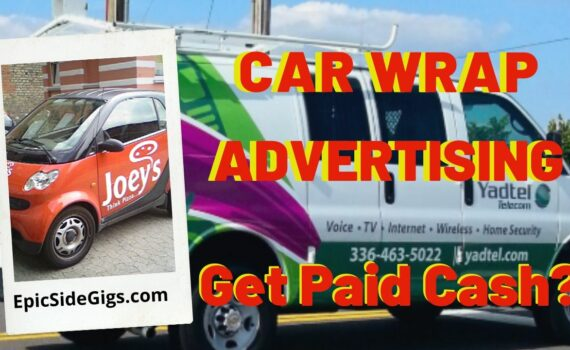 car wrap advertising