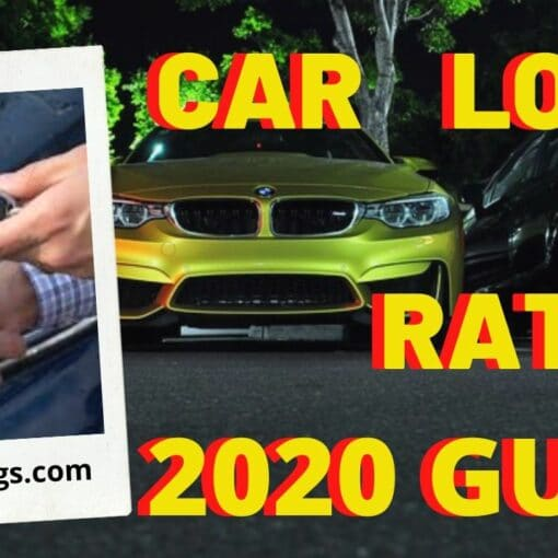 car loan rates
