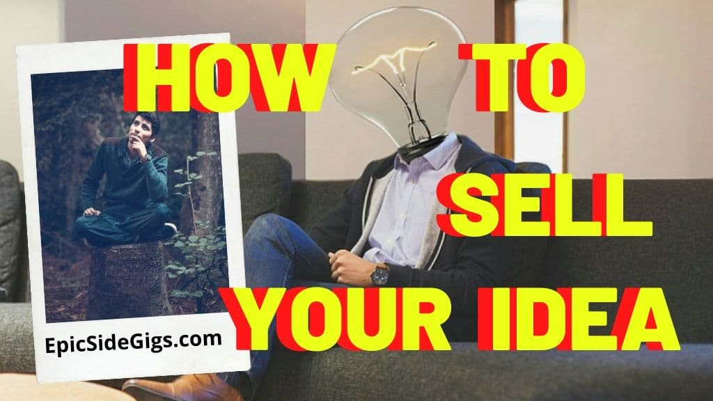 sell your idea